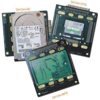 DA104 HDD Adapter PC/104 Boards