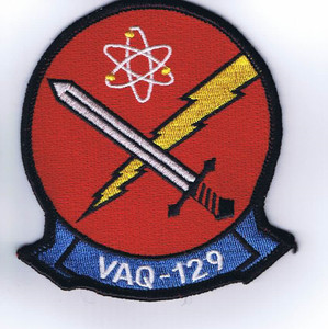 VAQ-129 Vikings patch