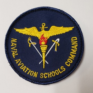 Naval Aviation Schools Command Student Patch