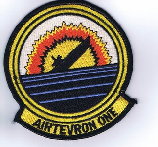 VX-1 Pioneers patch