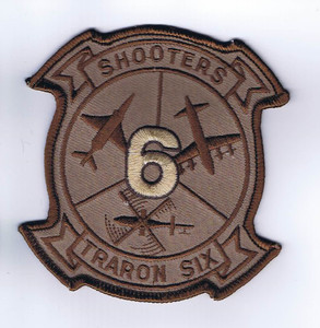 VT-6 Shooters patch