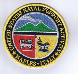 NSA Naples patch