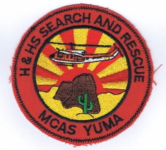 H & HS Search and Rescue MCAS YUMA