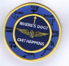 Where's Doc? Chit Happens