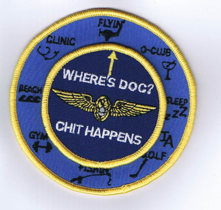Where's Doc? Chit Happens