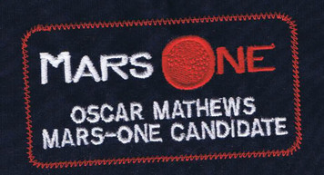 Mars One Nametag