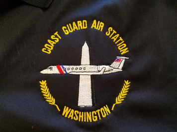 USCG Air Station Washington DC Shirt