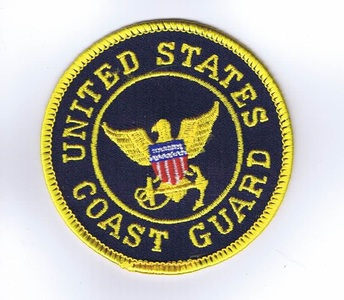 USCG Shoulder Patch