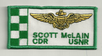 Copy of Cloth Nametags (Squadrons, Commands, etc.)