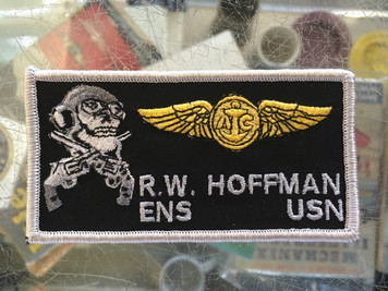 VT-6 Cloth Nametags