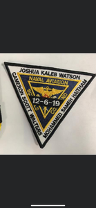 NASC Memorial Patch