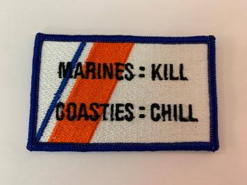 Marines Kill Coasties Chill
