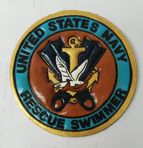 USN Rescue Swimmer Patch