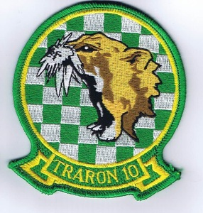 VT-10 Wildcats Patch