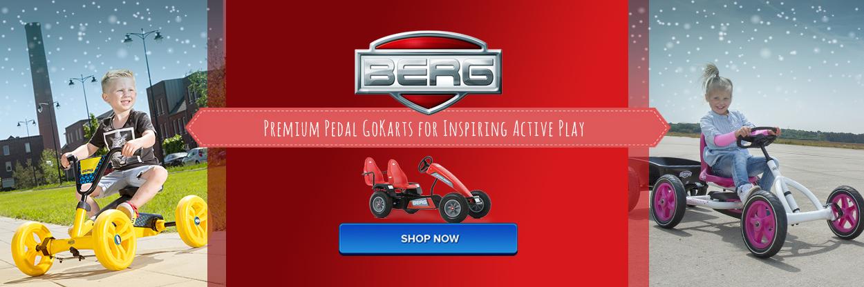 Berg Premium Go Karts