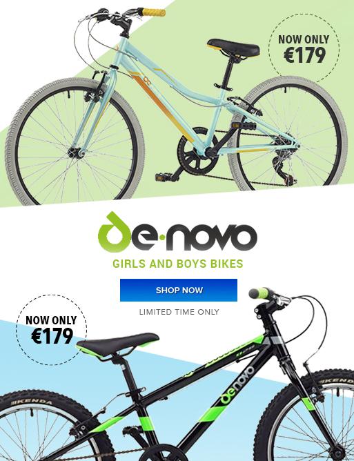 De Novo Kids bike July Offer