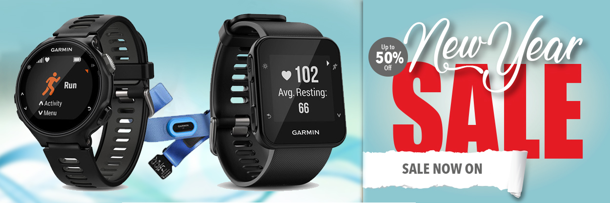 Garmin Watches Offer - Eurocycles