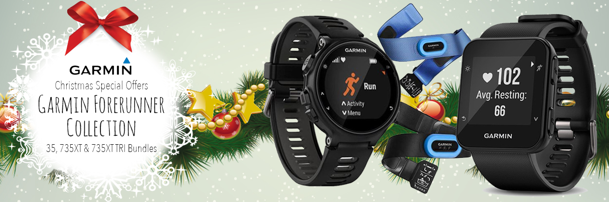 Garmin Christmas Special Offer - Eurocycles
