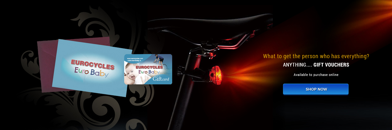 Eurocycles Gift Cards