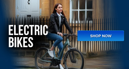 Electric & Pedal Assist Bikes