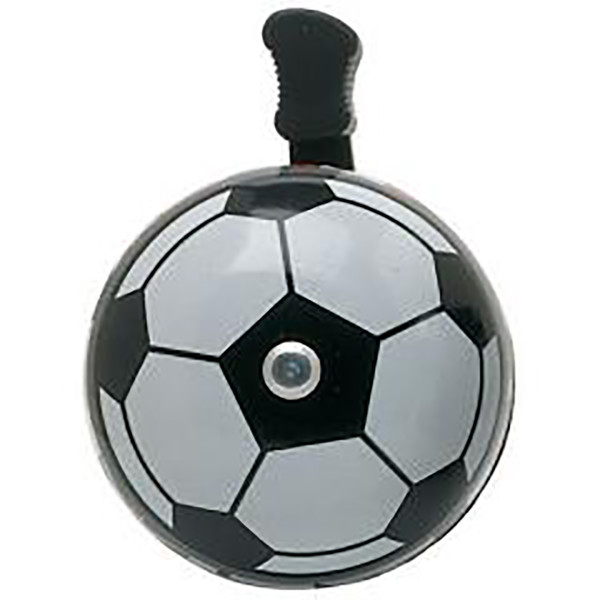 Raleigh Soccer Design Ping Bicycle Bell (679)