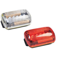 Raleigh Rx4.0 5 LED Bicycle Light Set (3836)
