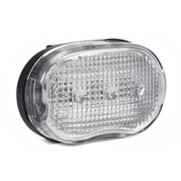 Raleigh 3 LED Front Bicycle Light  (3834)