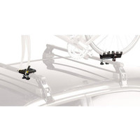 Peruzzo Tour Professional Bicycle Roof Bar - 1 Bike