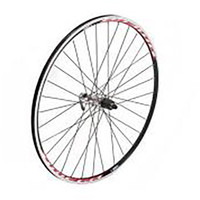 Tru-Build 700C Mach1 Omega Rim  In Black Built Around A Shimano 105 32 Hole Hub (5437)