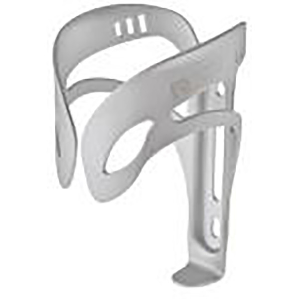 RSP Silver Alloy Bicycle Bottle Cage (5087)