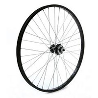 Tru-build Front Wheel - Black, 20x1.75 (5401)