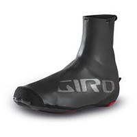 Giro Proof Insulated Protective Winter Cycling Shoe Cover Black (Medium) (56957)