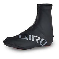 Giro Blaze PU Coated Lycra Barrier Cycling Shoe Cover Black (Small) (56944)