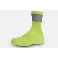 Giro Knit Cycling Shoe Cover With Cordura Yellow - Eurocycles