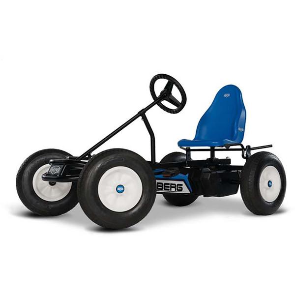 Berg Basic BFR Blue Pedal Go Kart (5 yrs +) plus free passenger seat