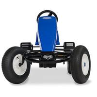 Berg Extra Sport BFR Blue Pedal Go Kart (5 yrs +) plus free passenger seat