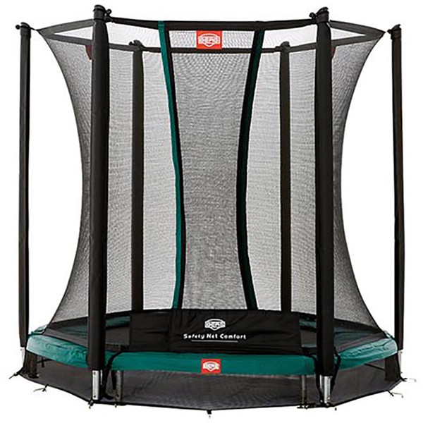 Berg Inground Talent 180 + Safety Net Comfort 6ft Trampoline_1