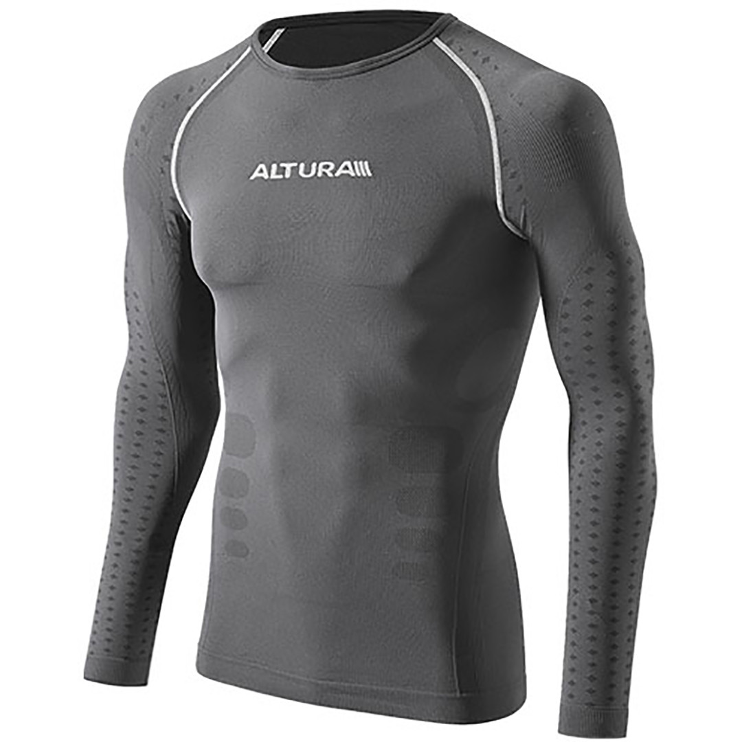 Altura Second Skin Long Sleeve Base Layer - Eurocycles 8040311c2