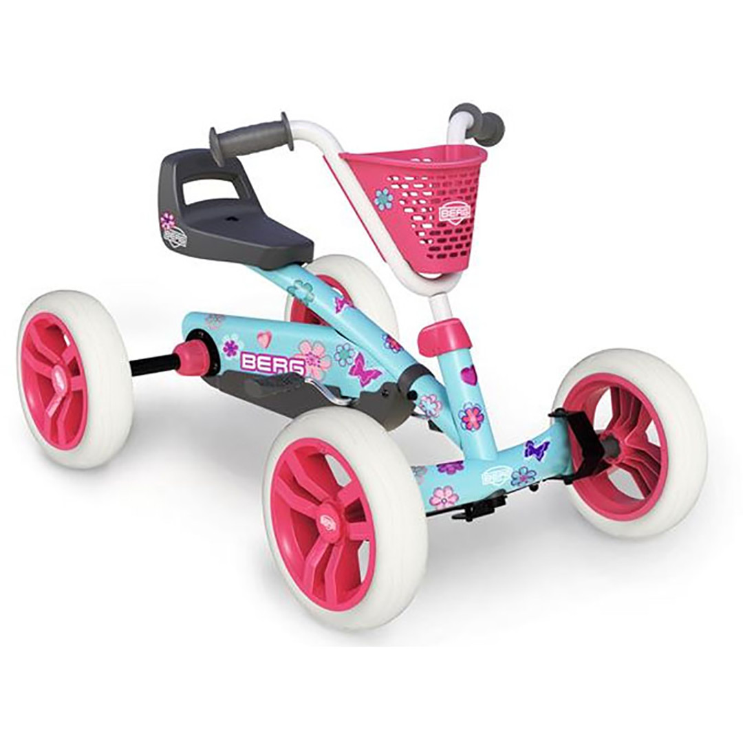 Berg Buzzy Bloom Pedal Go Kart (2 - 5 yrs)