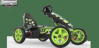 Berg Rally Force Pedal Go Kart Green (4 - 12 Yrs)