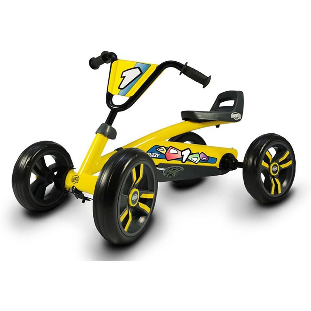 Berg Buzzy Yellow Spare Wheel