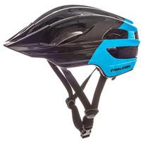 Raleigh K.O.M Segment Helmet- Black/ Blue