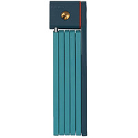 Abus Ugrip Bordo Folding Lock - Green