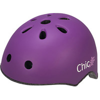 Raleigh Chic Children's Helmet Purple