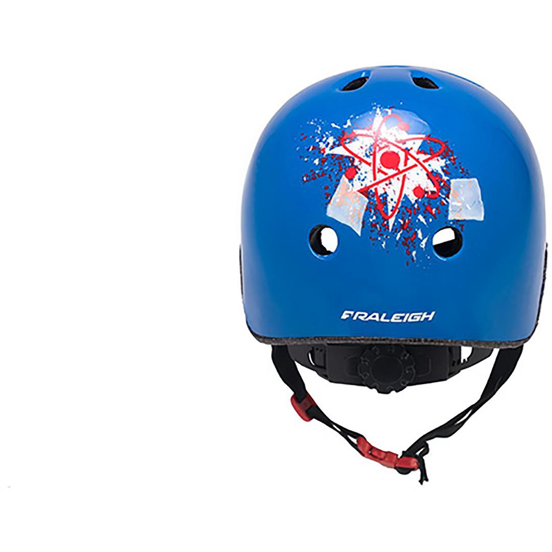 Raleigh Atom Children's Helmet Blue