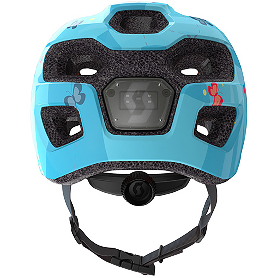 Scott Spunto Kid Helmet - Light Blue