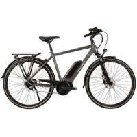 Raleigh MOTUS TOUR CROSSBAR HUB (2019) - Grey - Eurocycles