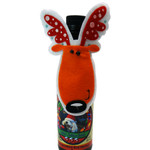Reindeer Beer Coozie