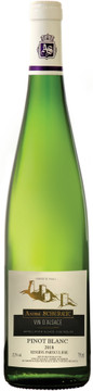 Andre Scherer Pinot Blanc Reserve ORGANIC