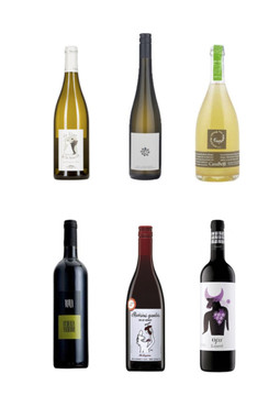 Super Natural Wine Case - free delivery
